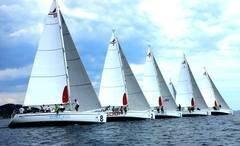 Jahiga MeseCina Pärnu lahel