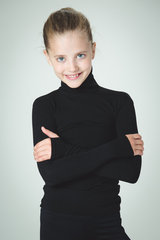 Girls Turtleneck