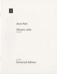 Ukuaru Waltz für Klavier (Ukuaru valss klaverile) (1973/2010)