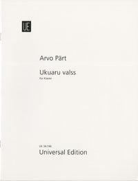 Ukuaru valss (klaverile) (1973/2010)