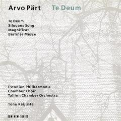 Arvo Pärt – Te Deum (ECM)
