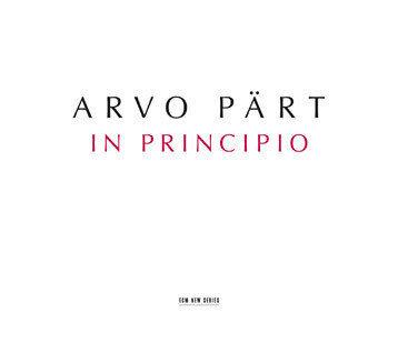 Arvo Pärt – In Principio