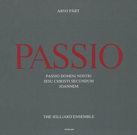 Arvo Pärt – Passio
