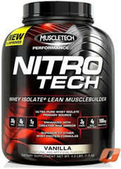 MuscleTech Nitro Tech Performance - 1800 g