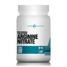 Tested Arginine Nitrate 120 Kapslit