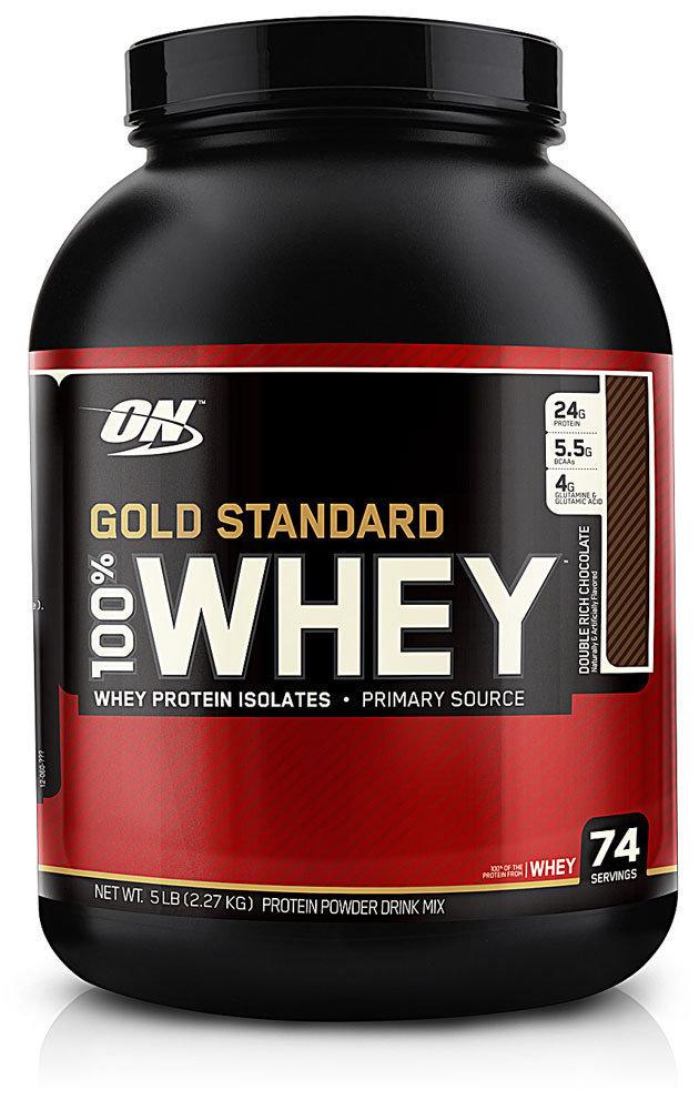 100% Whey Gold Standard 2,27 Kg