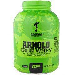 Arnold Schwarzenegger Series Iron Whey, 2.27kg