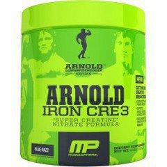 Arnold Schwarzenegger Iron Cre3