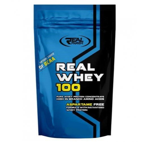 Real Pharm Whey 100 2kg