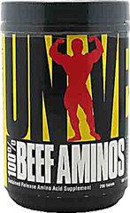 Universal 100% Beef Amino 400 Tabletti