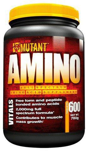 Mutant Amino 600 TABLETTI