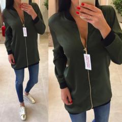Khaki pikem jakk