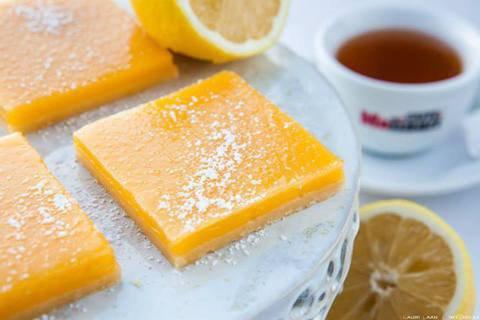 Lemon Bar (12 tk)